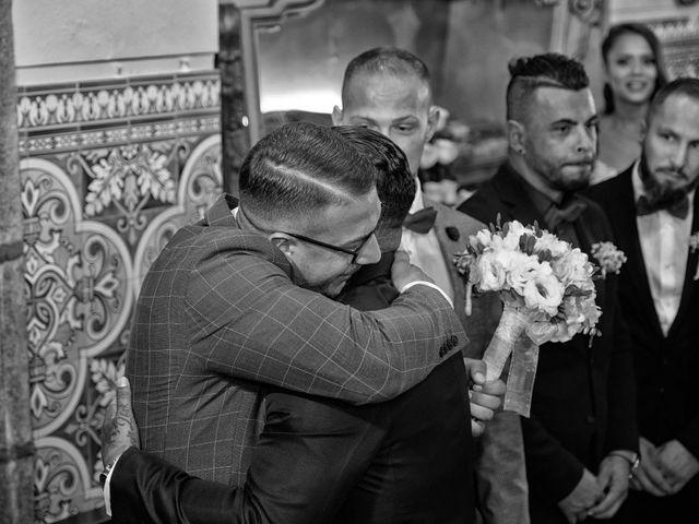 O casamento de Brown e Nathi em Amares, Amares 30