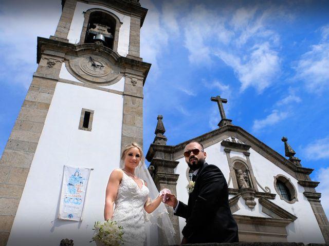 O casamento de Brown e Nathi em Amares, Amares 34
