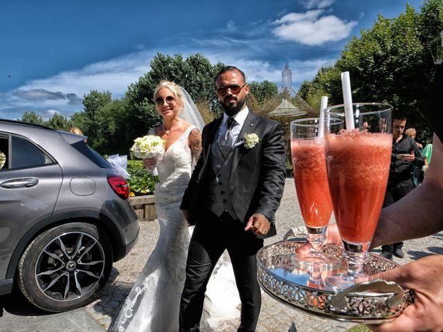 O casamento de Brown e Nathi em Amares, Amares 35
