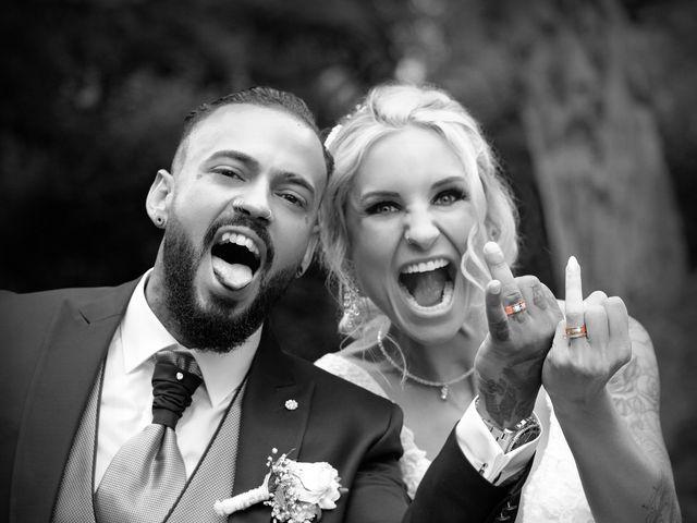 O casamento de Brown e Nathi em Amares, Amares 46