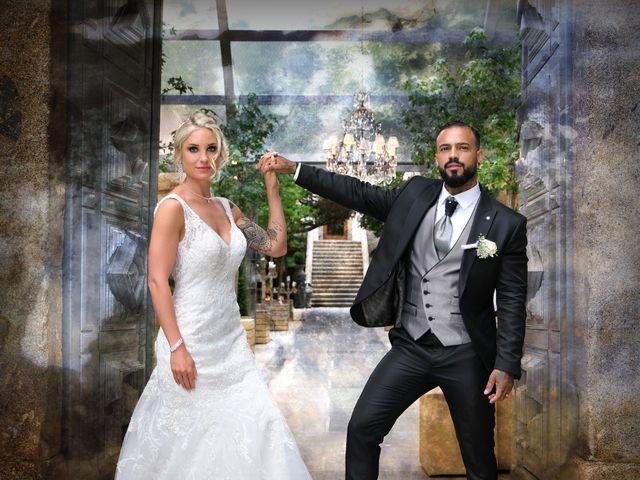 O casamento de Brown e Nathi em Amares, Amares 49