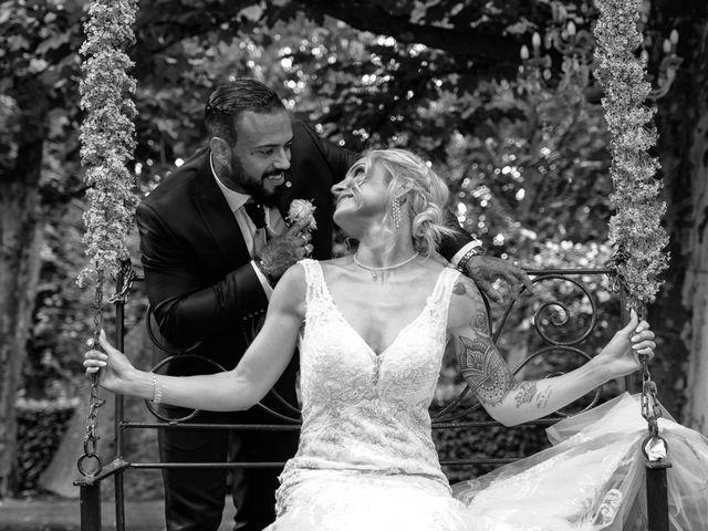 O casamento de Brown e Nathi em Amares, Amares 2