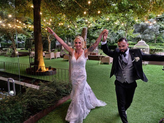 O casamento de Nathi e Brown
