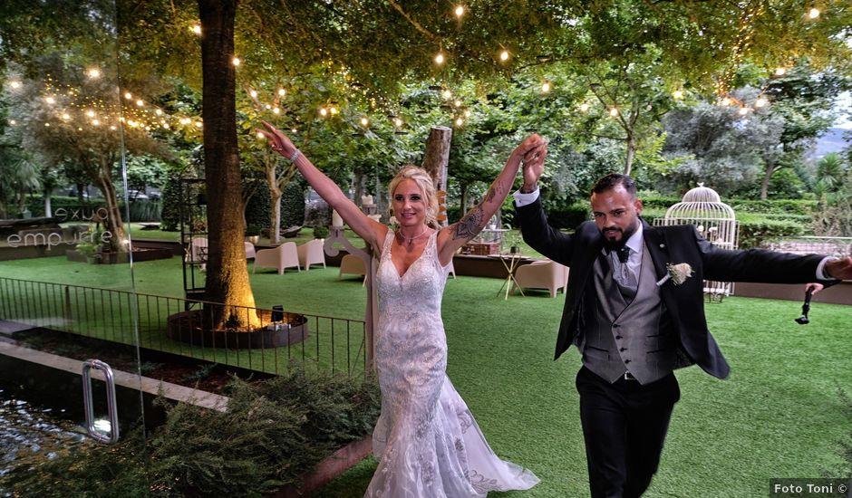 O casamento de Brown e Nathi em Amares, Amares