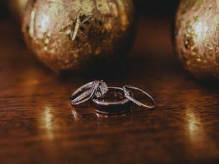 O casamento de Catarina e Spencer 1