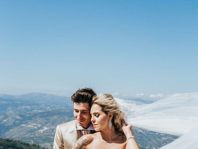 O casamento de António e Alexandra em Lamego, Lamego 45