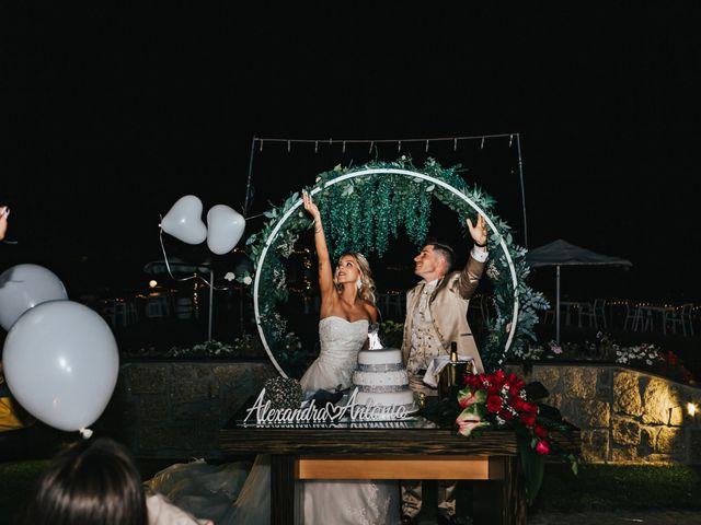 O casamento de António e Alexandra em Lamego, Lamego 64