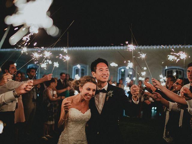 O casamento de Catarina e Spencer