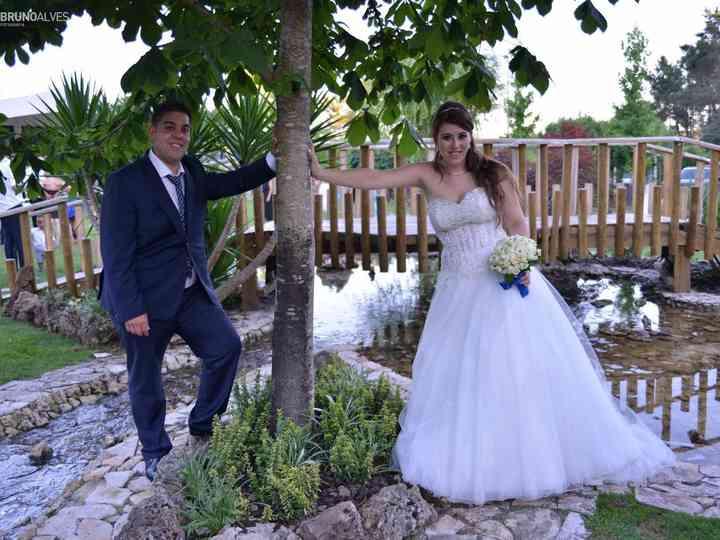O casamento de Joana e Daniel