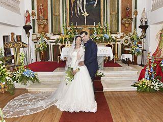 O casamento de Márcia  e Serafim  1