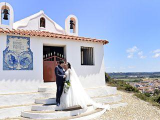 O casamento de Márcia  e Serafim  2