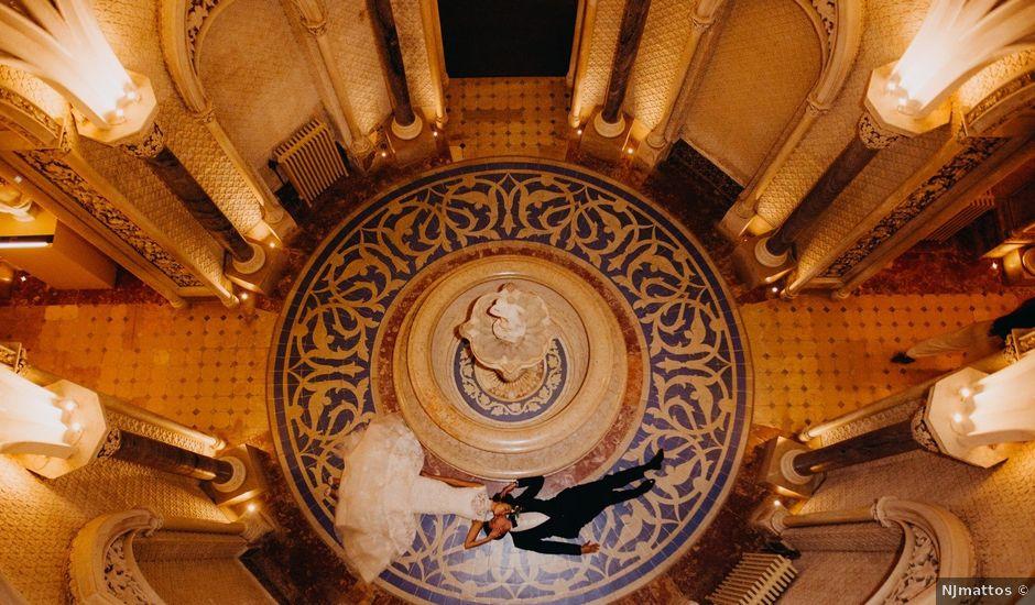 O casamento de David e Wen em Sintra, Sintra