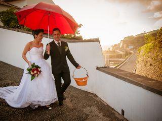 O casamento de Patricia e Davide