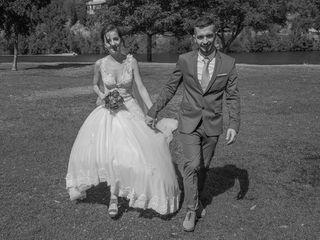 O casamento de Daniela e Júlio