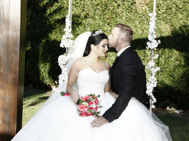 O casamento de Salomé e Bruno