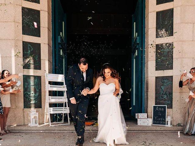 O casamento de Tiago e Ana em Paredes, Paredes 2