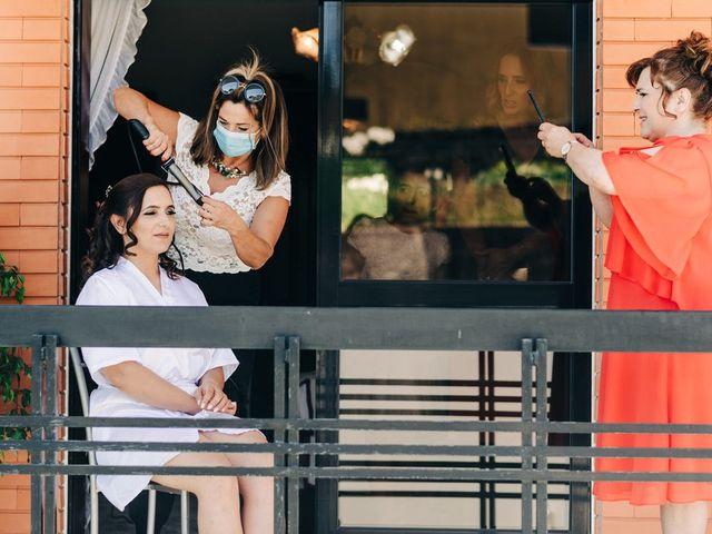 O casamento de Tiago e Ana em Paredes, Paredes 5