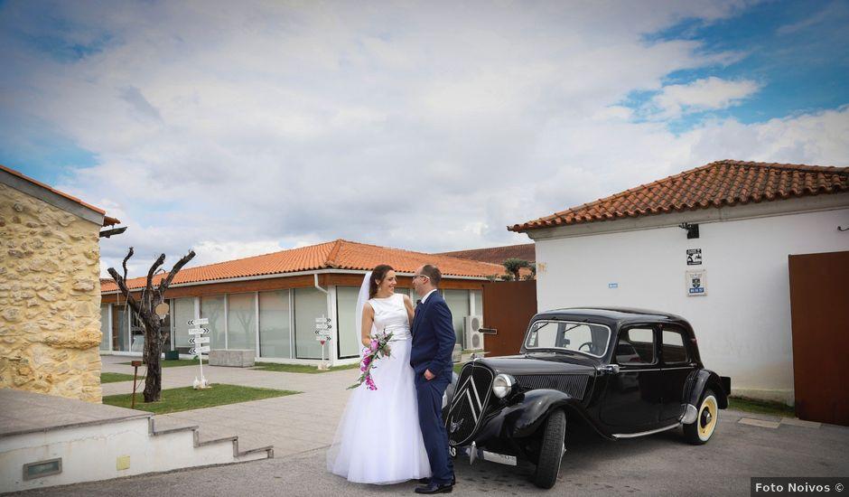 O casamento de Ricardo e Cátia em Coimbra, Coimbra (Concelho)