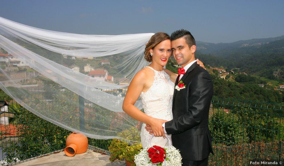 O casamento de Ricardo e Cátia em Vale de Cambra, Vale de Cambra
