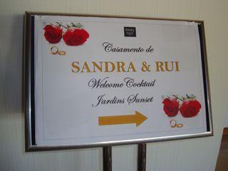 O casamento de Sandra e Rui 3