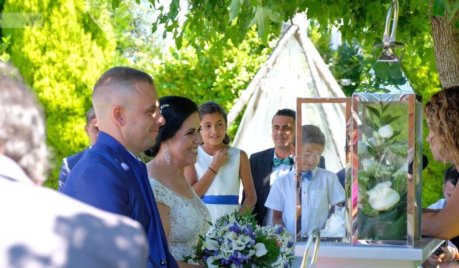 O casamento de Paulo e Elisabete em Nazaré, Nazaré