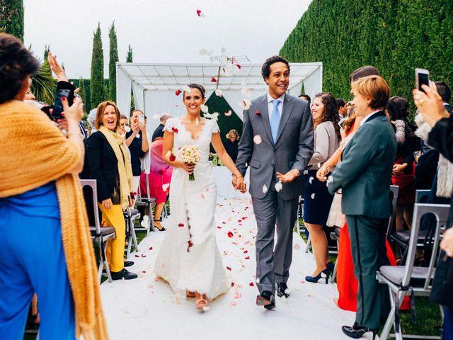 O casamento de Vera e Nuno