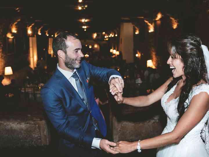 O casamento de Angela e Tiago
