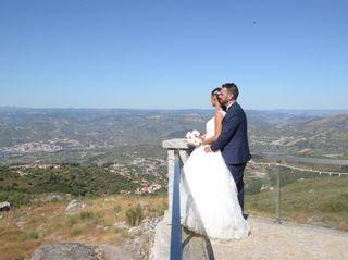 O casamento de Laura e Bruno