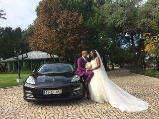 O casamento de José e Carla