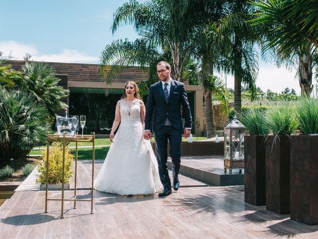 O casamento de Patrícia e Miguel