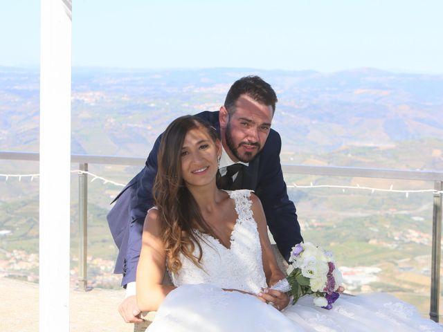 O casamento de Bruno e Laura em Lamego, Lamego 1