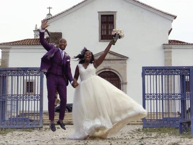O casamento de Carla e José em Alhos Vedros, Moita 1