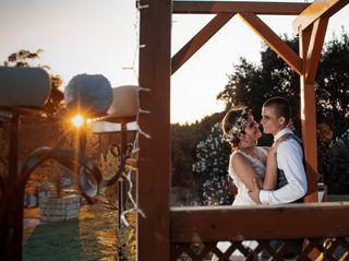 O casamento de Sara e Leonardo