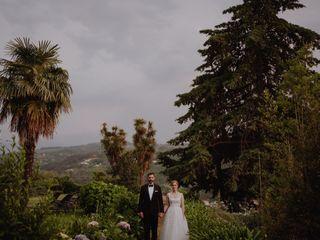 O casamento de Sérgio e Antónia