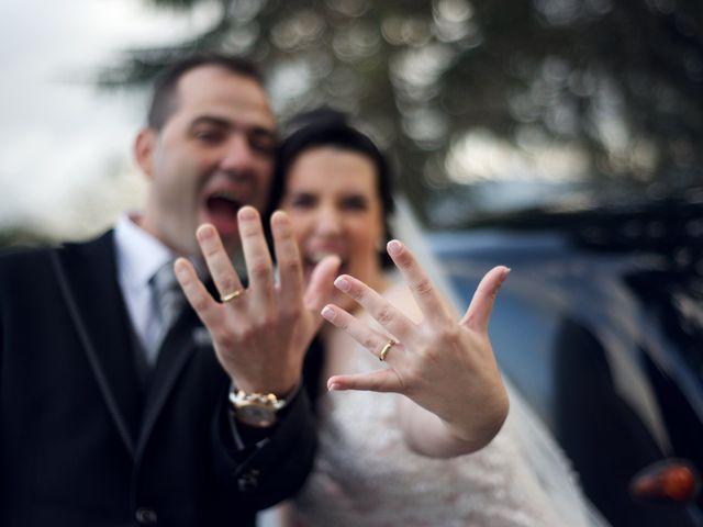 O casamento de Jéssica e Rui