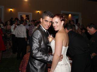 O casamento de Inês e Telmo