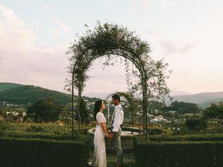 O casamento de Sílvia e Edivaldo