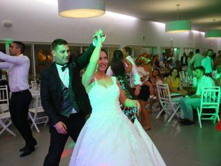O casamento de Georgina e Rafael 2