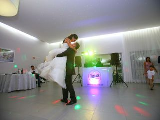 O casamento de Georgina e Rafael 3