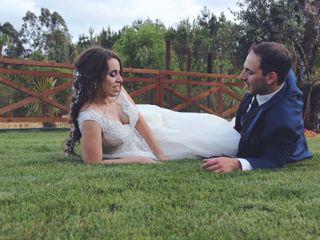 O casamento de Teresa e Tiago