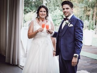 O casamento de Megi e Dário