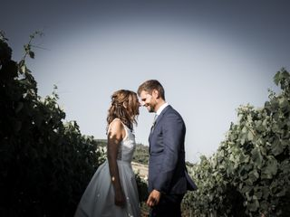 O casamento de Sara e Fernando