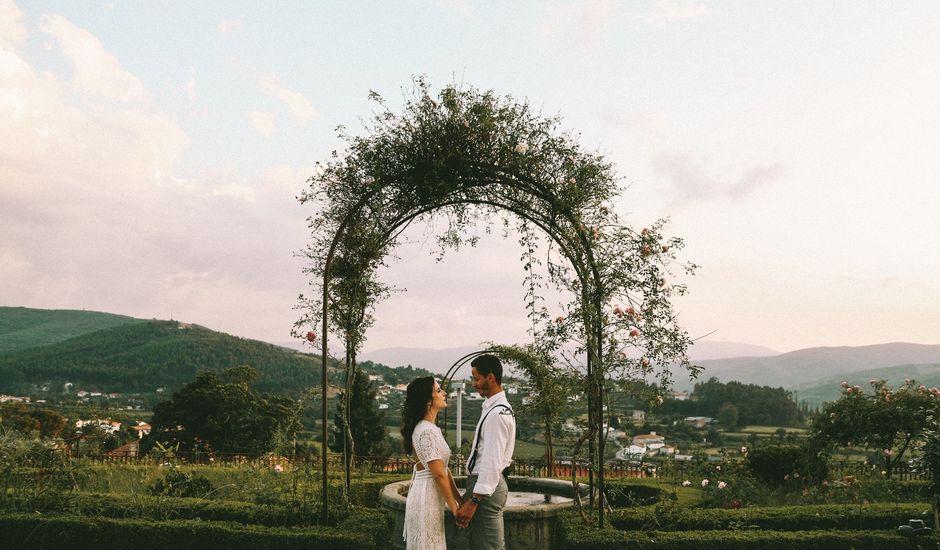 O casamento de Edivaldo e Sílvia em Arouca, Arouca