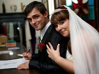 O casamento de Daniela e Armando