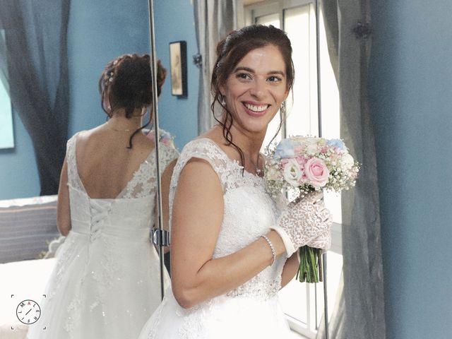 O casamento de Miguel e Teresa em Aroeira, Almada 3