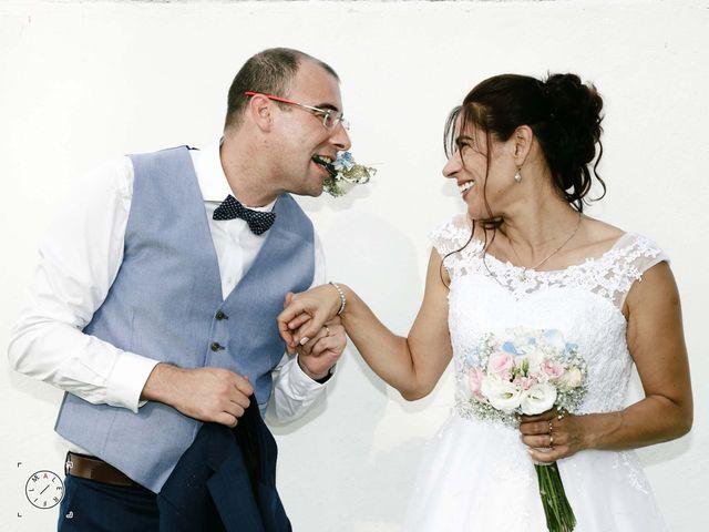 O casamento de Miguel e Teresa em Aroeira, Almada 1