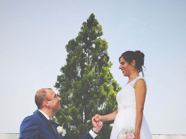 O casamento de Miguel e Teresa em Aroeira, Almada 2