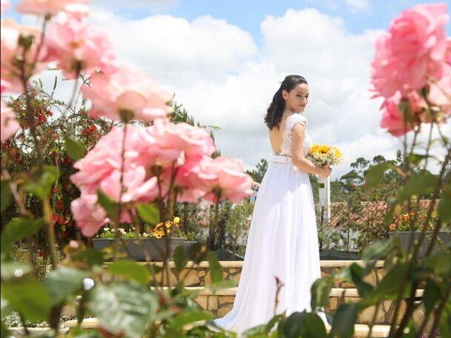 O casamento de José e Barbara  em Vale de Santarém, Santarém (Concelho) 3