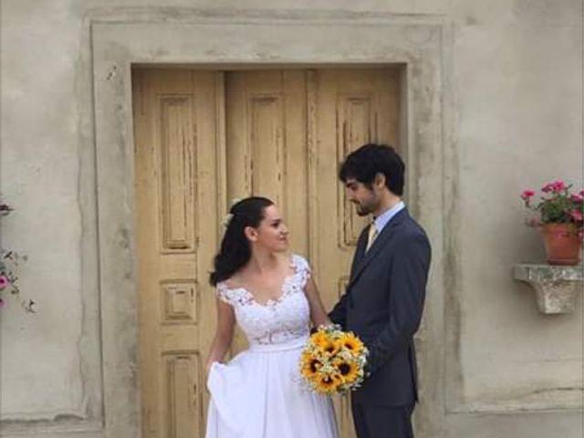 O casamento de José e Barbara  em Vale de Santarém, Santarém (Concelho) 1