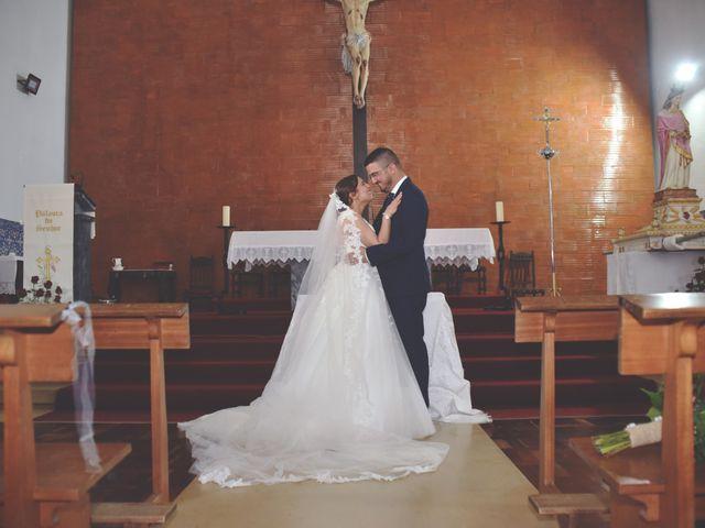 O casamento de Cláudio e Sónia em Vila de Rei, Vila de Rei 9